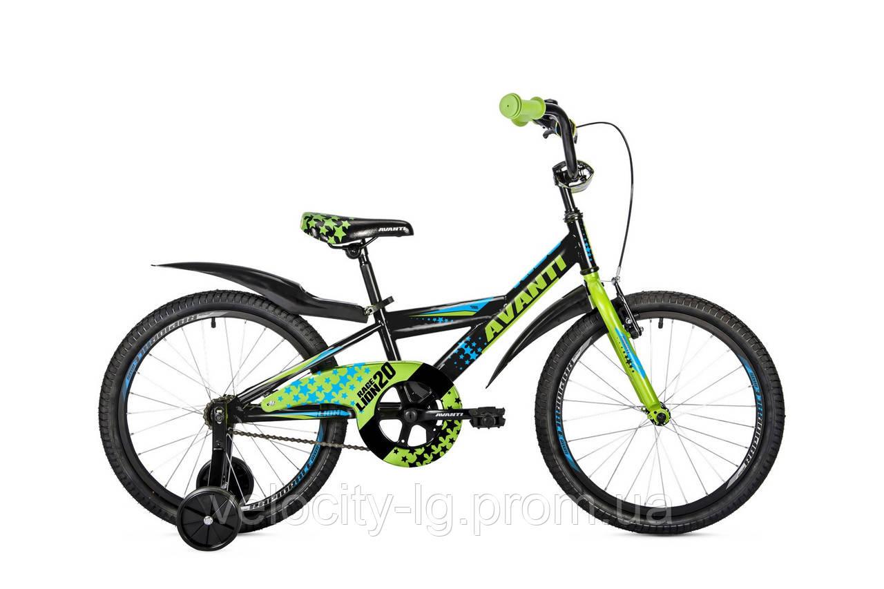 "Велосипед Avanti LION 18"", 20"" (2019)"