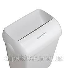 Корзина Aquarius для использованных полотенец белый пластик 40л