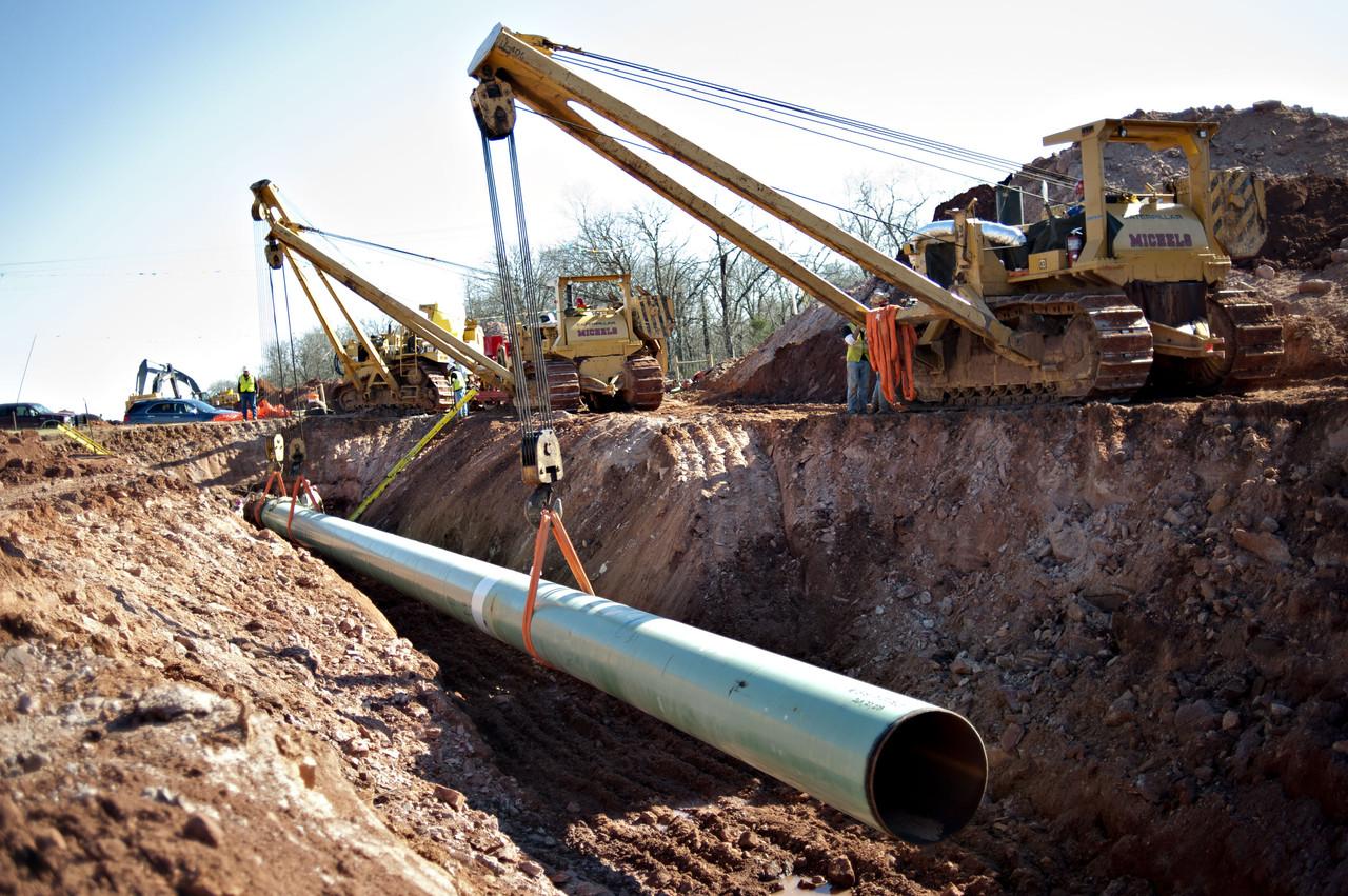 Строительство трубопровода под ключ