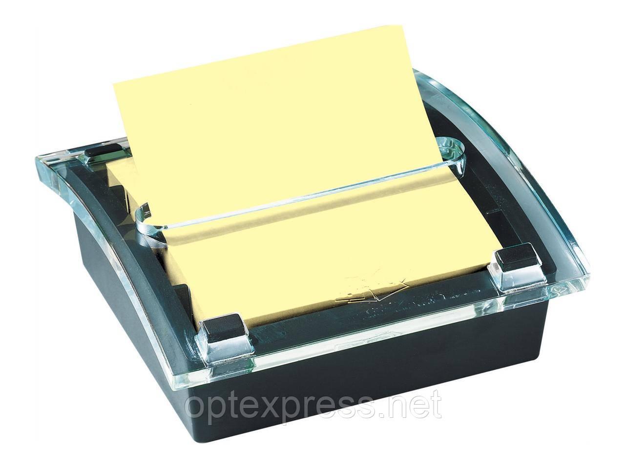 Диспенсер Миллениум  Post-it ® + 12 блоков Z-стикеров Post-it ® 76х76 мм по 100 л.