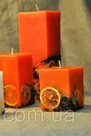 Набор свечей ручной работы 3 шт