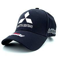 Кепка Mitsubishi А24 Темно-синяя
