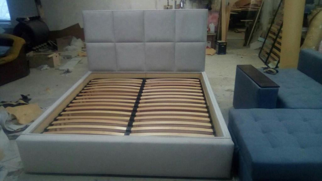 Двоспальне ліжко Спарта 2 1
