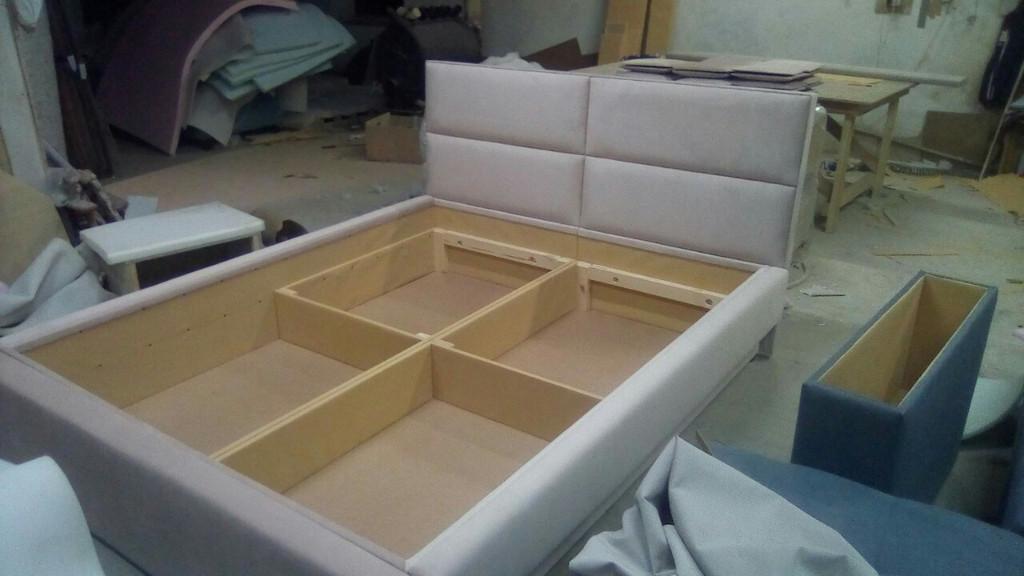 Двоспальне ліжко Спарта 2 2