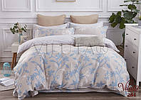 Двуспальное постельное белье твил сатин ТМ Вилюта 284