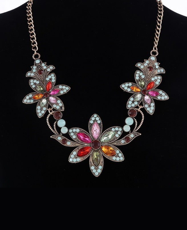 Красивое женское ожерелье ТБ-162