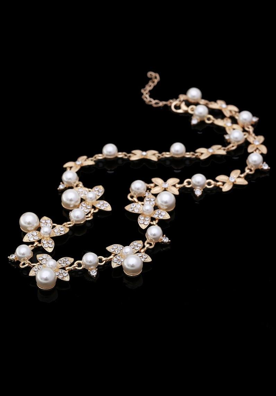 Красивое женское ожерелье ТБ-161
