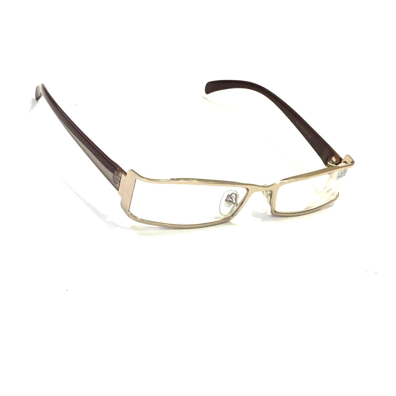 Корригирующие очки с бликовой линзой