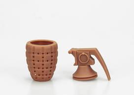 Заварник для чаю Граната brown