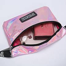e962f65a4f6c0 Бананка / женская сумка на пояс / клатч Victoria s Secret (Виктория Сикрет)  VS37