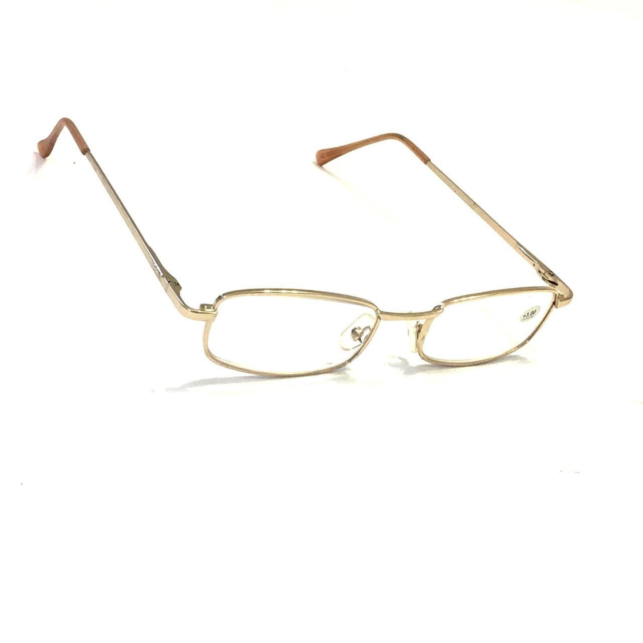 Коригуючі окуляри з білої лінзою