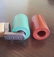 Сменная силиконовая/резиновая насадка для прикаточного ролика/валика.
