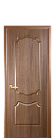 """Двери межкомнатные ТМ Новый Стиль """"Фортис De Luxe V"""" глухие золотая ольха, фото 1"""