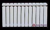 Биметаллический радиатор Алтермо-7 556*96*80 12 секций., фото 1