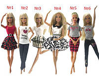Наряды для куклы Барби
