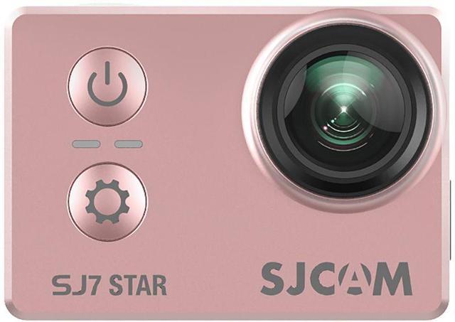 Экшн-камера SJCAM SJ7 STAR Rose Golden
