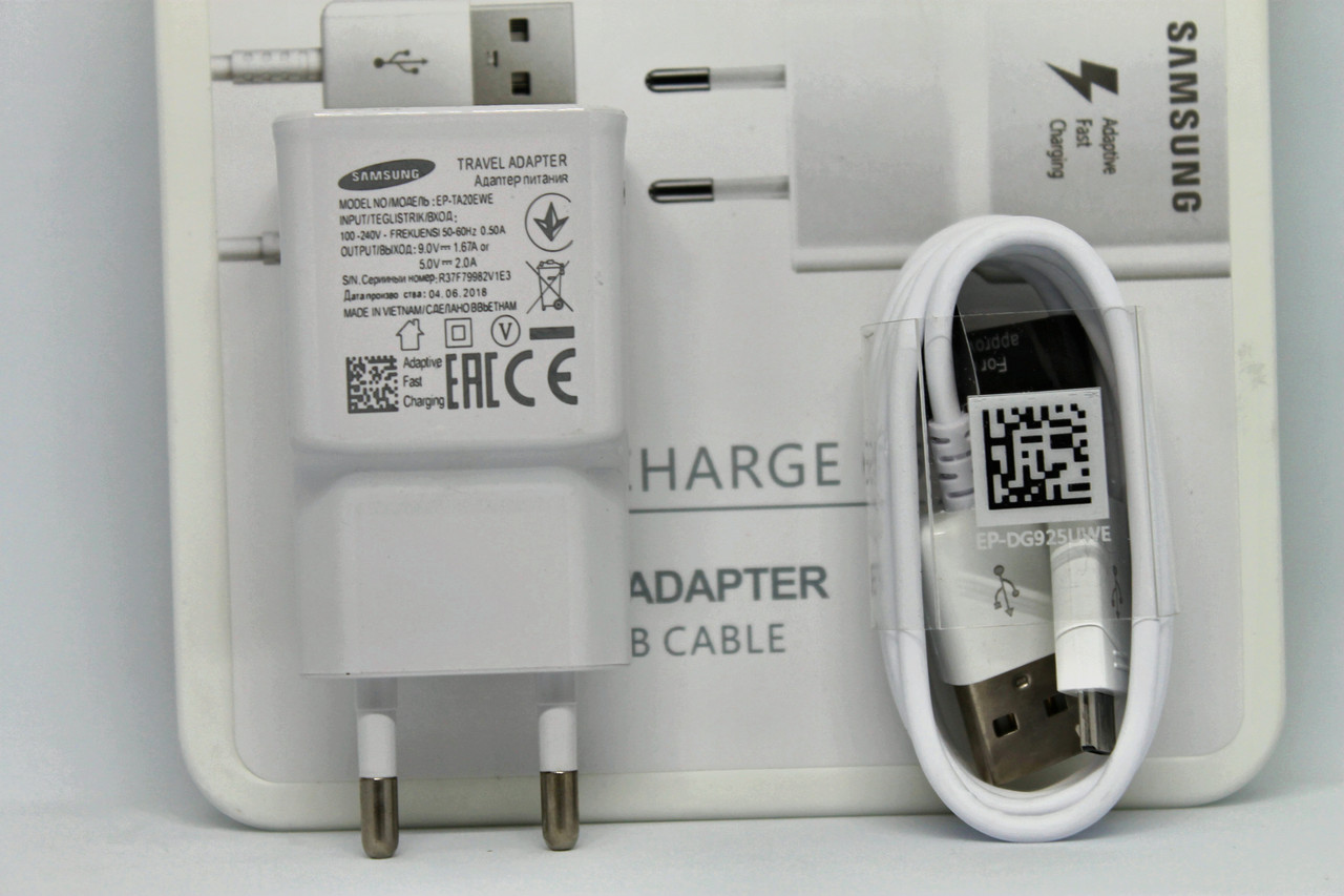 Сетевое зарядное устройство Samsung Fast Charging (USB Type-C), фото 1