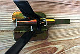 Дерев'яний пивний стіл з лавками 177 х 46 см, фото 4
