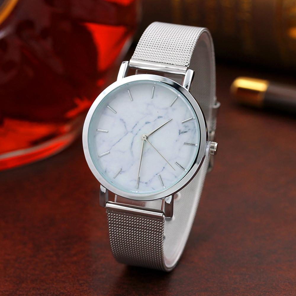 Жіночі годинники Classic steel watch silver (уцінений товар)