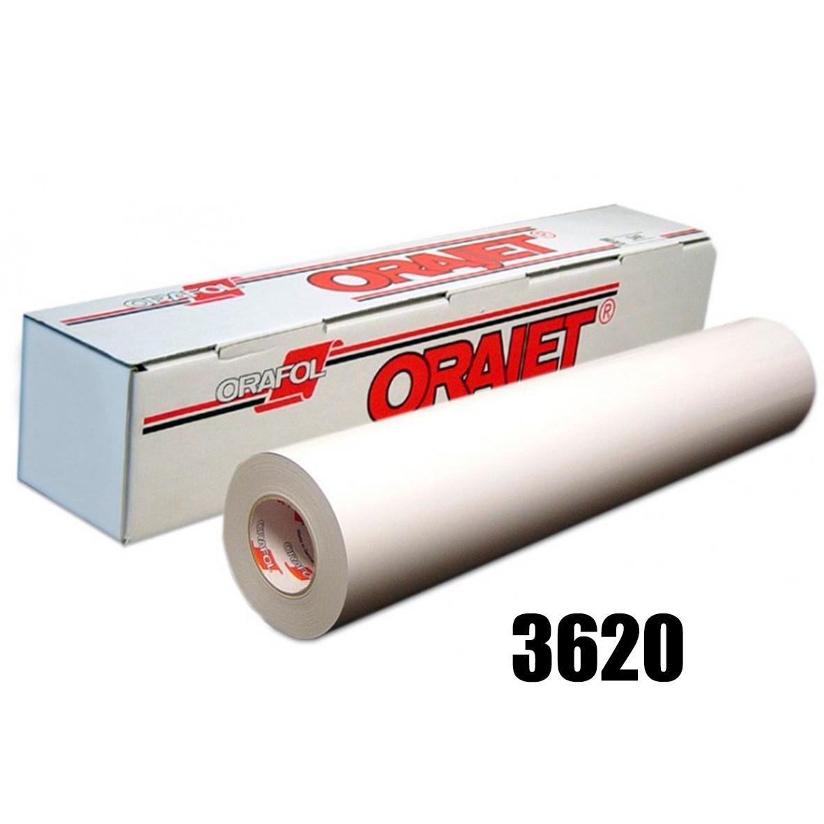 Orajet 3620 White Matte 1.52 m
