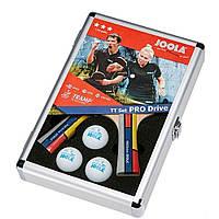Набор ракеток и мячей Joola PRO DRIVE