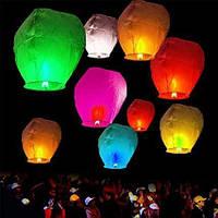 Небесный фонарик, летающие фонарики, фонарик желание