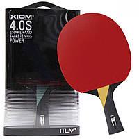 Ракетка для настольного тенниса  XIOM 4.0