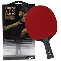 Ракетка для настольного тенниса  XIOM 7.0