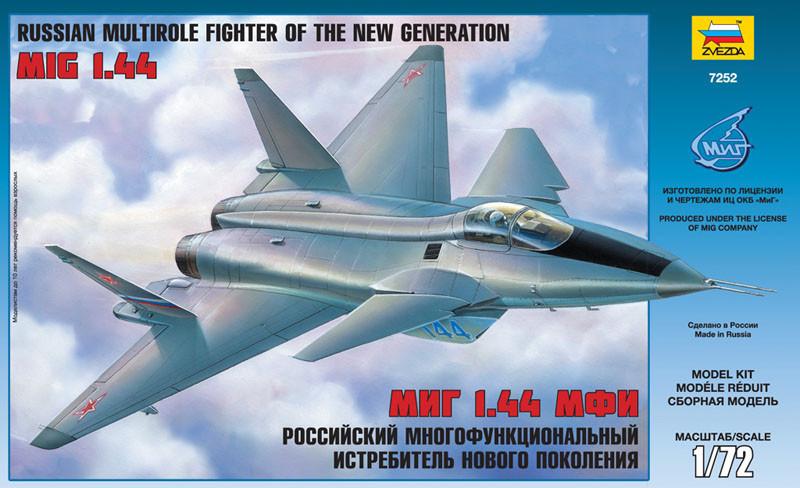 """Збірна модель Літаків """"Міг 1.44"""""""