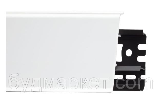 Плинтус Arbiton INDO Белый глянец 01 2,5м