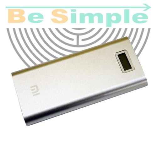 Power Bank Xiaomi Mi 28800 mAh 2 USB с LCD дисплеем