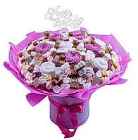 """Букет из конфет """"Сладкоежка"""", фото 1"""