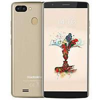 "Смартфон Blackview A20 Pro 2/16Gb Gold, 8+0.3/5Мп, 5.5"" IPS, 2SIM, 4G, 3000мАh, 4 ядра, фото 1"