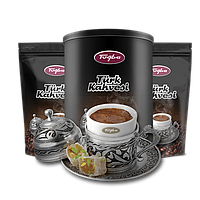 Tugba: турецкий кофе в зернах