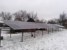 """Солнечная  электростанция Зеленый тариф 10кВт """"PREMIUM EVRO"""" под ключ с документальным оформлением и монтажом, фото 3"""
