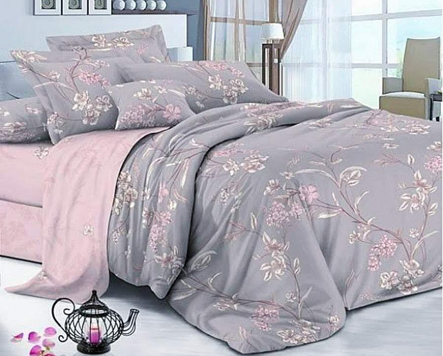 Комплект двуспального постельного белья Женева