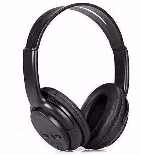 Наушники HD Bluetooth  с MP3 плеером, FM радио Marshal  XK - 3800 Black