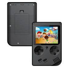 Портативная мини игровая консоль - приставка с ЖК экраном и подключение к ТВ Coolbaby