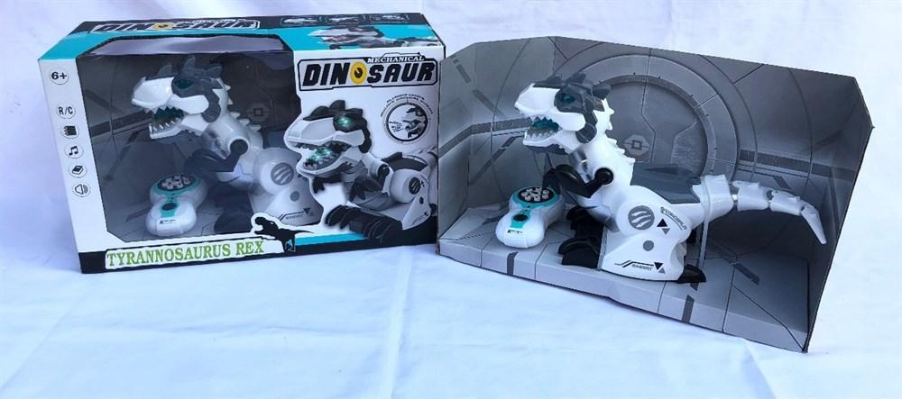 Робот - динозавр - на радиоуправлении Mechanical DINOSAUR .TYRANNOSAURUS REX.