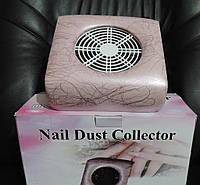 Вытяжка маникюрная (пылесос для маникюра) Nail Dust Collector DC 858.