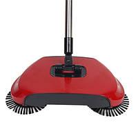 Веник, свипер,  щетка для пола механическая, веник с щетками, Sweep drag all in one Rotating 360,, фото 1