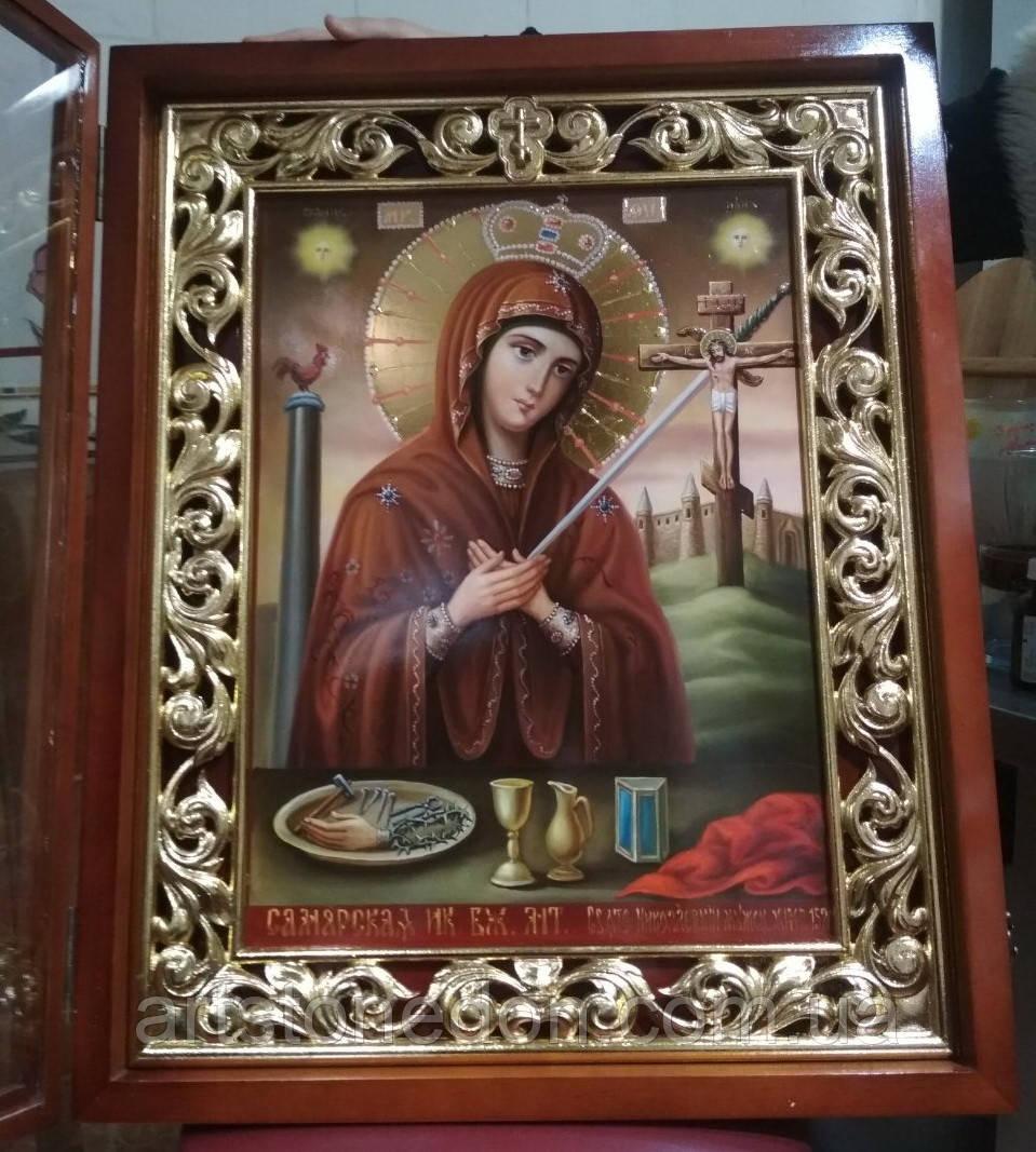 Чудотворная икона Божьей матери «Самарская»