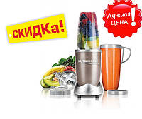 Кухонный мини-комбайн NutriBullet 600 блендер (нутрибуллет) // NutriBullet 600
