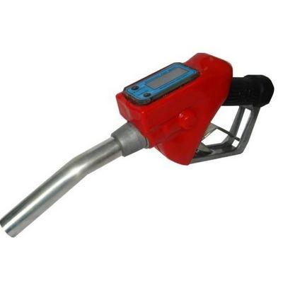 Топливозаправочный пистолет с электронным счетчиком