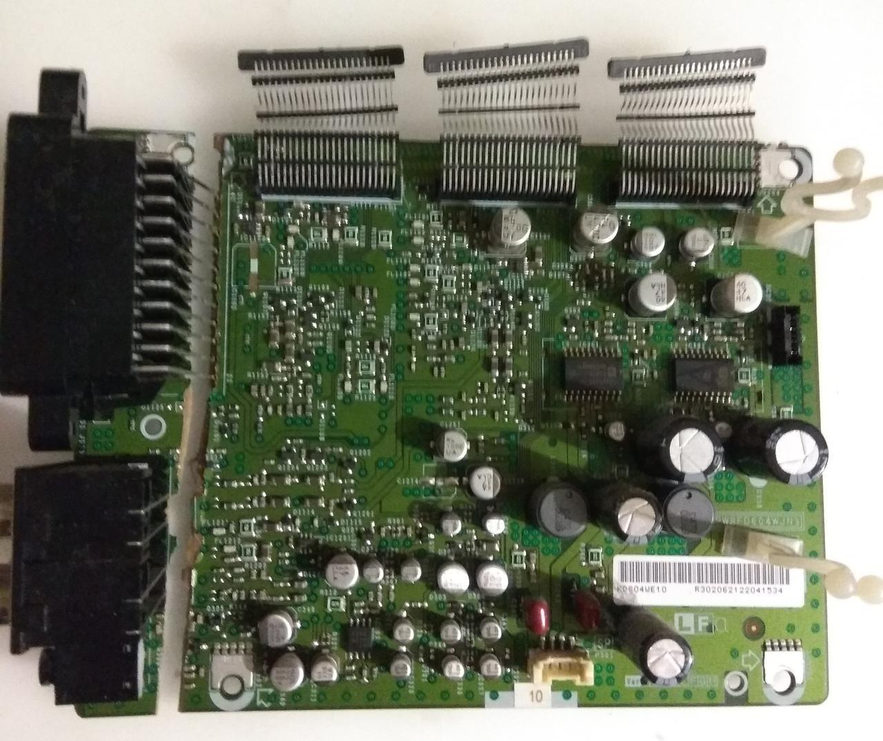Материнская плата QPWBFD604WJN3 к телевизору Sharp lc-37bt8e