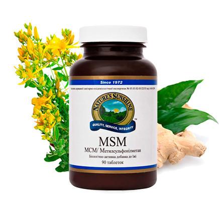 MSM, МСМ НСП. Необходимость серы для здоровья и красоты.