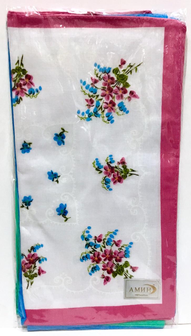 Упаковка носовых платков