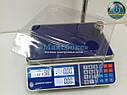 Весы торговые 15 кг  ВТД-15СЛ (Днепровес), фото 5