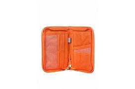 Многофункциональный органайзер для документов оранжевый