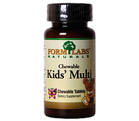 Form Labs Kid's Multi 45 chewable tablets, фото 1